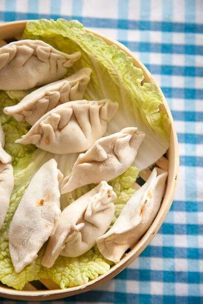 Dumplings from scratch   insimoneskitchen.com