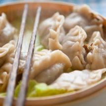 Dumpling/potstickers | insimoneskitchen.com