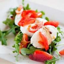 Mozzarella sandwich | insimoneskitchen.com
