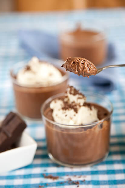 Chocolate mousse | insimoneskitchen.com