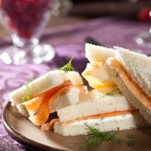 Salmon sandwiches | insimoneskitchen.com