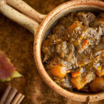 Stew with beef and beer | insimoneskitchen.com