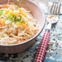 The best coleslaw recipe | insimoneskitchen.com