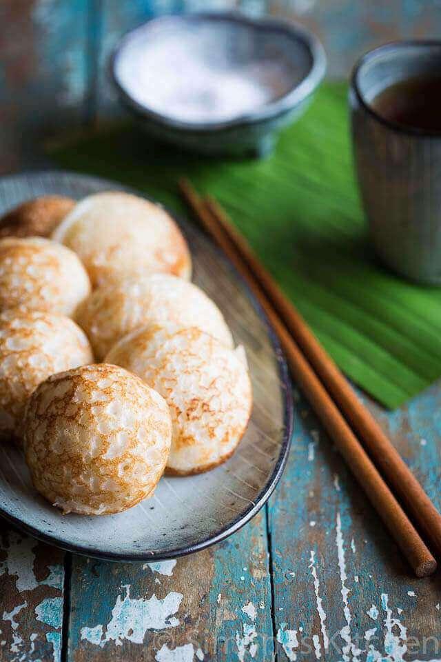 Asian small pancakes   insimoneskitchen.com