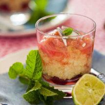Steamed quinoa dessert | insimoneskitchen.com