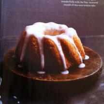 Lemon sour bundt cake Donna Hay | insimoneskitchen.com