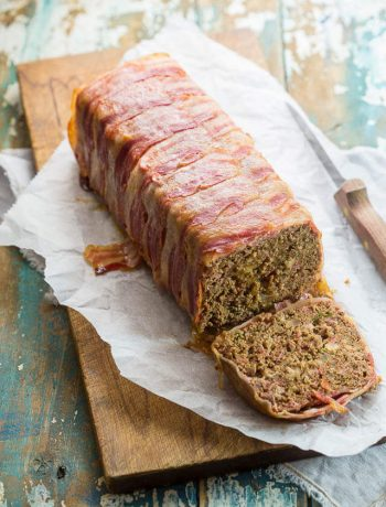 Meatloaf with chipotle | insimoneskitchen.com