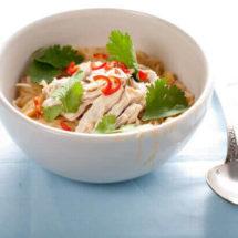 Noodle soup | insimoneskitchen.com