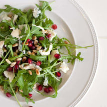 pomegranate salad | insimoneskitchen.com
