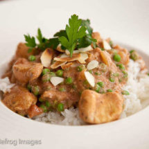 Curried chicken | insimoneskitchen.com