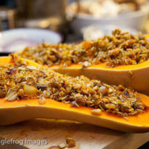 Stuffed pumpkin | insimoneskitchen.com