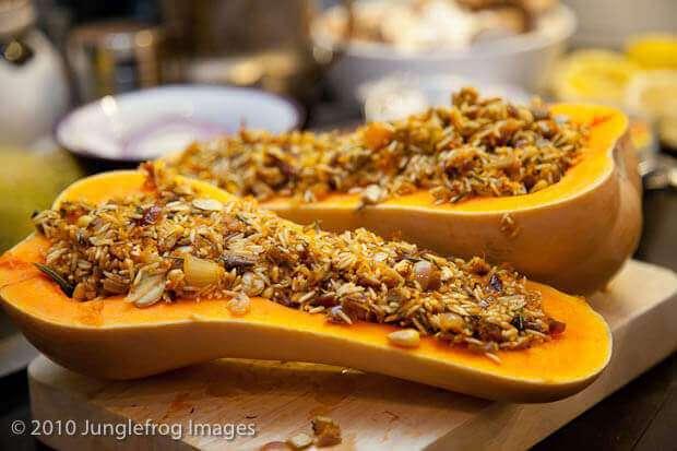 recipe: stuffed pumpkin recipe jamie oliver [30]