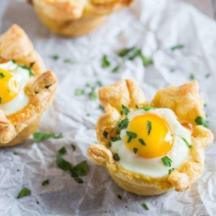 Savory breakfast pies | insimoneskitchen.com