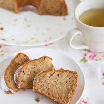 apple nuts bundt cake | insimoneskitchen.com