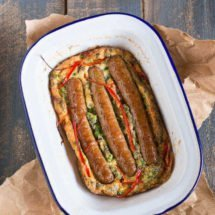 Toad in the hole | insimoneskitchen.com