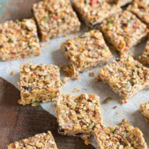 Granola bars from Rens Kroes | insimoneskitchen.com