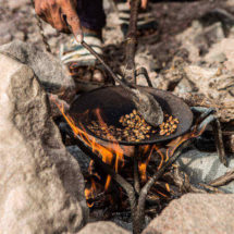 Making coffee the bedouin way | insimoneskitchen.com