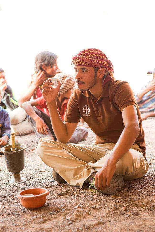 Koffie drinken bij de bedoeienen | insimonesk.wpengine.com