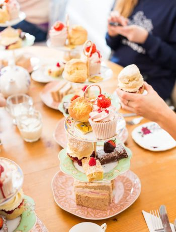 Great Britisch Cupcakery Newcastle | insimoneskitchen.com