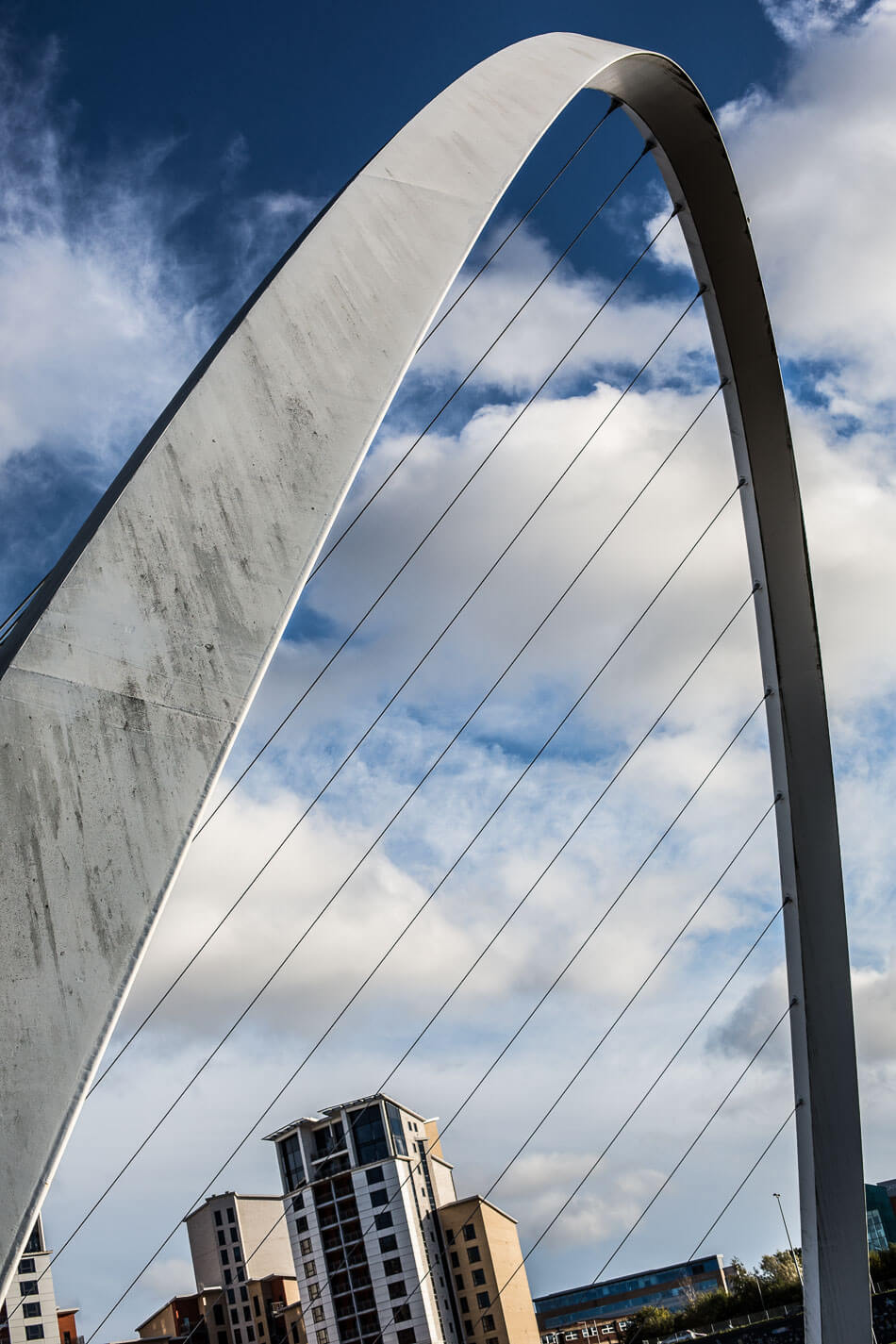 Millenium bridge Newcastle | insimoneskitchen.com