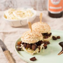 Pork belly sliders | insimoneskitchen.com