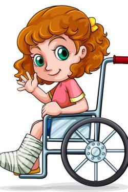 Stuck in a wheelchair | insimoneskitchen.com