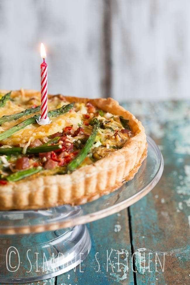 Savory pie with parsnip | insimoneskitchen.com