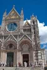 Cathedral in Siena | insimoneskitchen.com