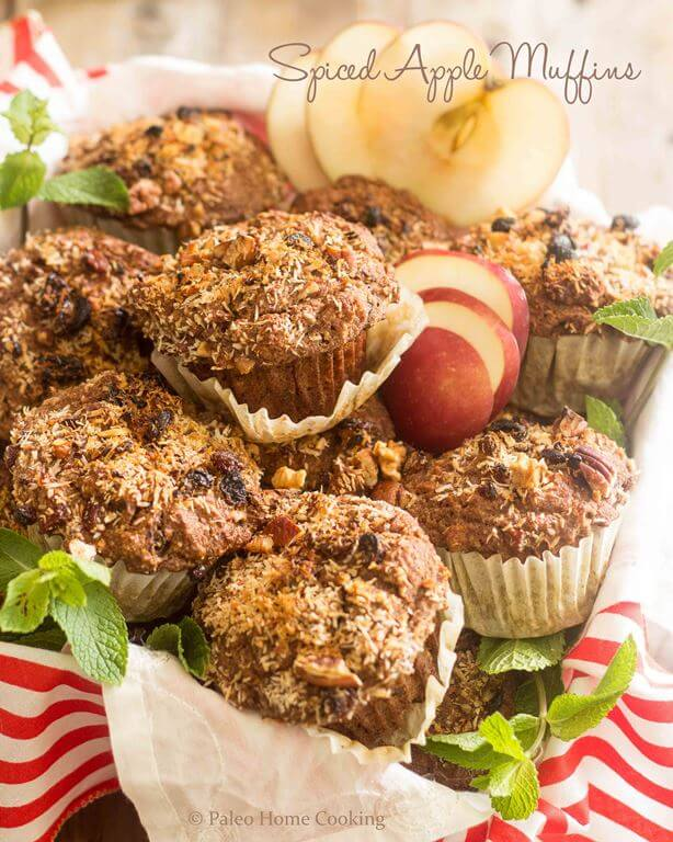 Spiced-Apple-Muffins