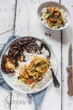 Indonesian pork belly | insimoneskitchen.com