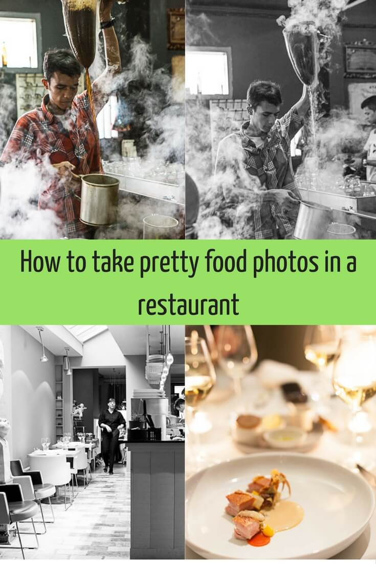 How to take good food photos in a restaurant under difficult situations | insimoneskitchen.com