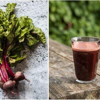 Red beet juice | insimoneskitchen.com