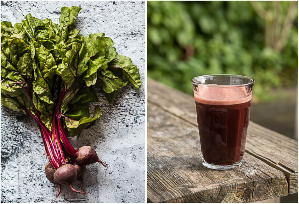 Red beet juice | insimoneskitchen.com