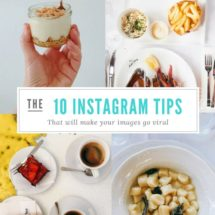 10 instagram tips | insimoneskitchen.com