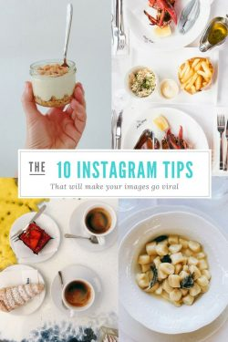 10 instagram tips | insimoneskitchen.com