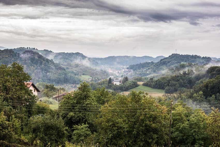 Croatia, Zagorje | insimoneskitchen.com