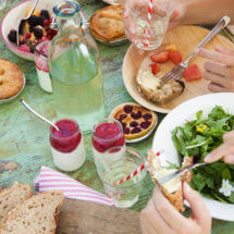 How to survive the party pressure | insimoneskitchen.com