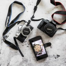 The 7 must haves for a foodphotography kit