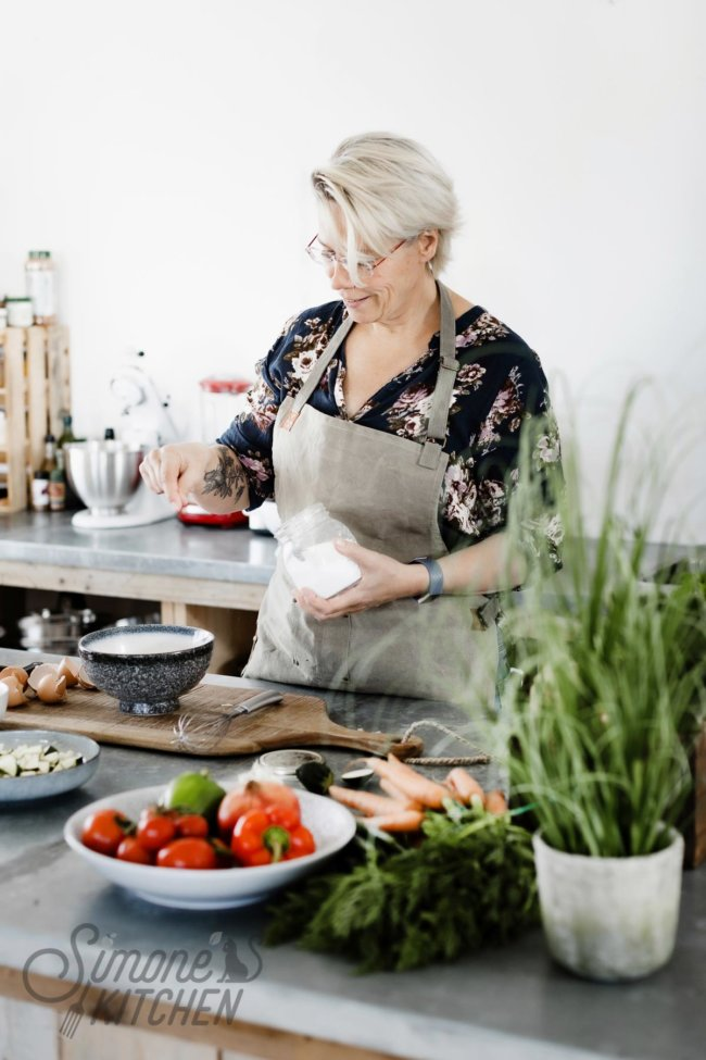 From food photographer to health coach