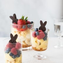 Easter trifle